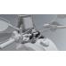 Podwyższenie kierownicy Tenere 700 - Carbon Fox