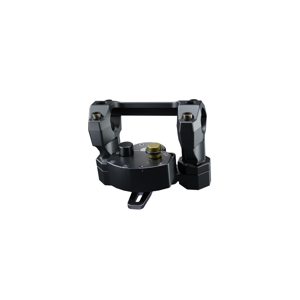 Amortyzator skrętu Tenere 700 - Carbon Fox