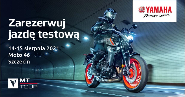 MT TOUR 2021 14-15 sierpnia, Moto46, Szczecin
