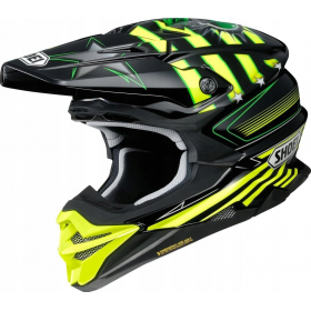 Kask SHOEI VFX-WR GRANT3 TC-3 Replika r. S