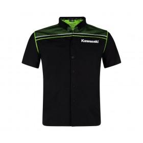 Sportowa koszula z krótkim rękawem