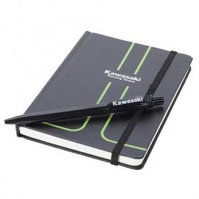 Notes z długopisem Kawasaki