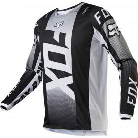 Bluza FOX 180 Oktiv Black/White Czarno/Białe