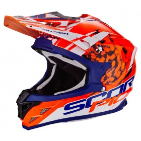Kask SCORPION VX-15 KITSUNE Yellow r. M
