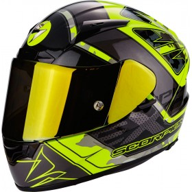 Kask SCORPION EXO-2000 AIR Brutus fluo r. M