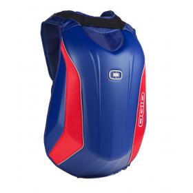 Plecak motocyklowy OGIO NO DRAG MACH 3 BGR (22 L) Niebiesko/Czerwny