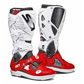 Buty SIDI CROSSFIRE 3 SRS Black Red White Czarno Czerwono Białe