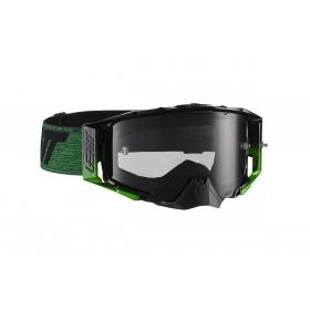 Gogle LEATT VELOCITY 6.5 Black/Green Smoke 28% Czarno/Zielone