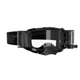 Gogle LEATT VELOCITY 5.5 Roll-Off Black Clear 83% Czarne
