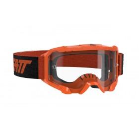 Gogle LEATT VELOCITY 4.5 Neon Orange Clear 83% Pomarańczowo/Czarne