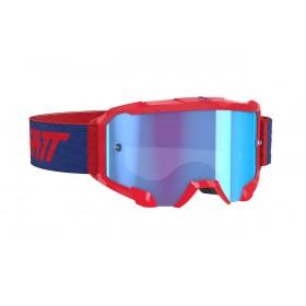 Gogle LEATT VELOCITY 4.5 Red Blue 52% Czerwono/Niebieskie