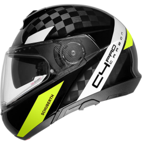 Kask Schuberth C4 PRO CARBON Avio Yellow