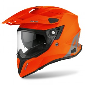 Kask AIROH COMMANDER Pomarańczowy Mat