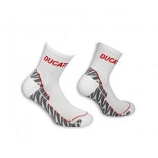 Komfortowe skarpetki Ducati - White 39/42