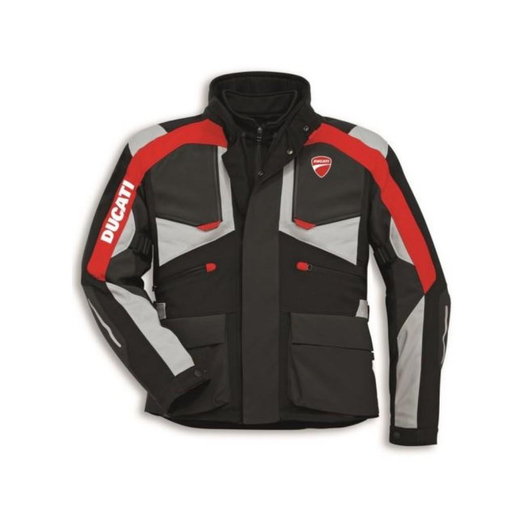 bcc1a70cad55f Ducati Kurtka Tekstylna Strada C3 rozm 52