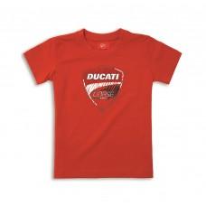 Ducati Corse T- Shirt dziecięcy Logo Graphic