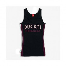 Koszulka DUCATI Meccanica Damska Black - XS
