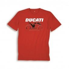 Ducati Panigale T-Shirt XL