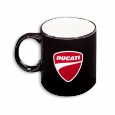 Kubek ceramiczny Ducati Company Logo