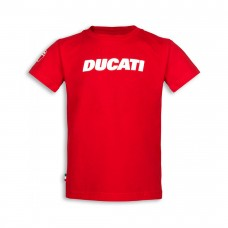 Dziecięcy T-Shirt Ducati - Red