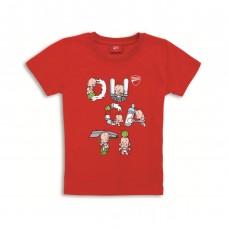DUCATI T-Shirt dziecięcy LETTERS ENFANT