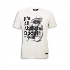 Original DUCATI 'Metro' T-Shirt