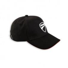 Firmowa czapka Ducati Black