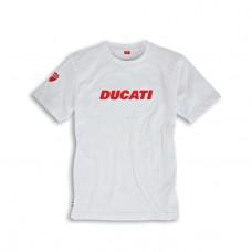 Ducati T-shirt Ducatiana 2 White - XL