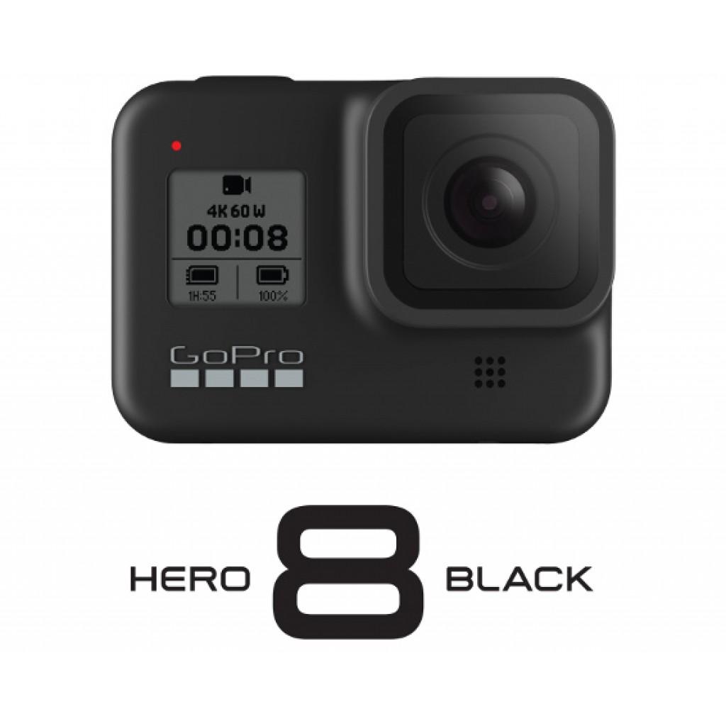 KAMERA GO PRO HERO 8 BLACK + KARTA PAMIĘCI