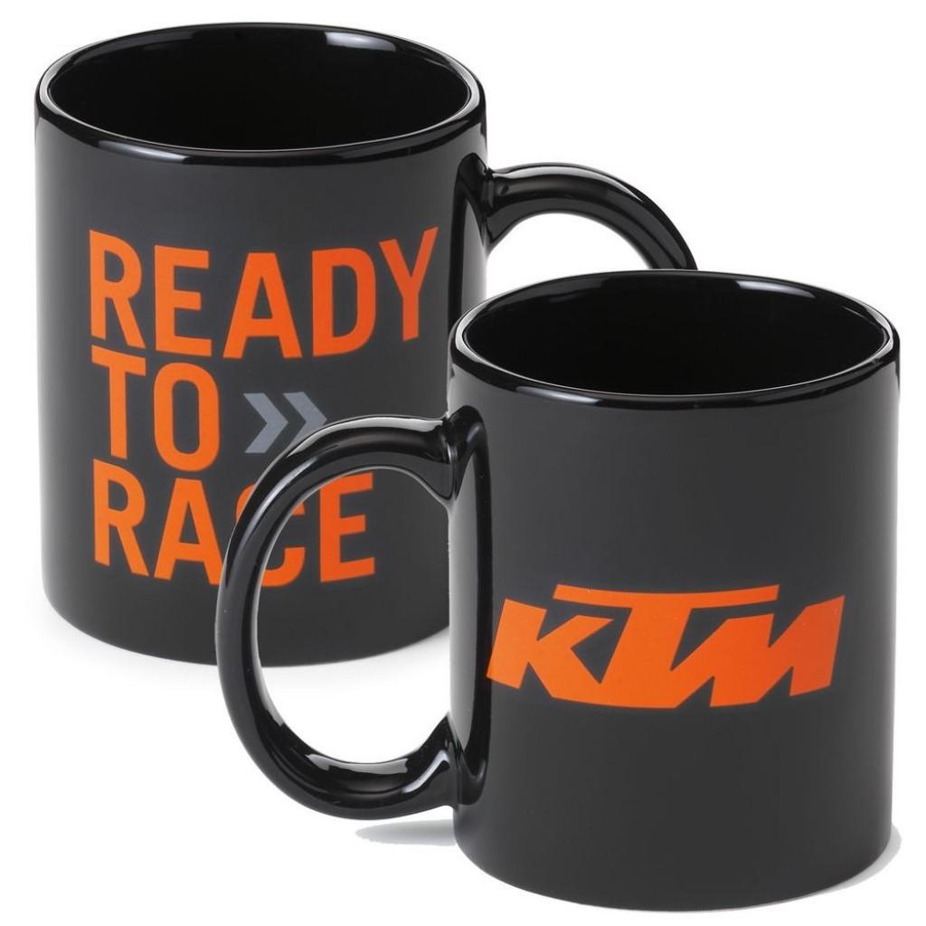 Kubek KTM ORANGE / BLACK