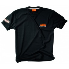 T-shirt ktm racing tee black - M