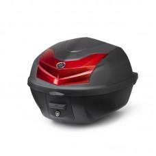 Centralny kufer Yamaha o pojemności 30 l