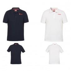 Korporacyjna koszulka Polo Yamaha 2017 męska (Navy / White)