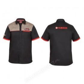 Koszula rozpinana Yamaha dla mechanika
