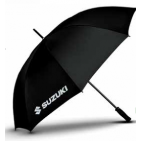 Parasol duży Suzuki, czarny