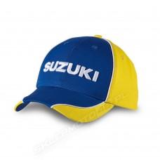 Czapka z daszkiem zespołu Suzuki MXGP