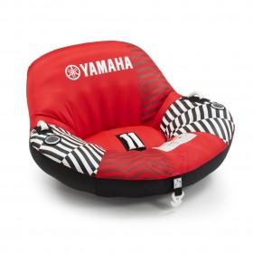 Krzesło do holowania Yamaha Marine, czerwone