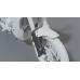 Osłona lagi prawa Tenere 700 - Carbon Fox
