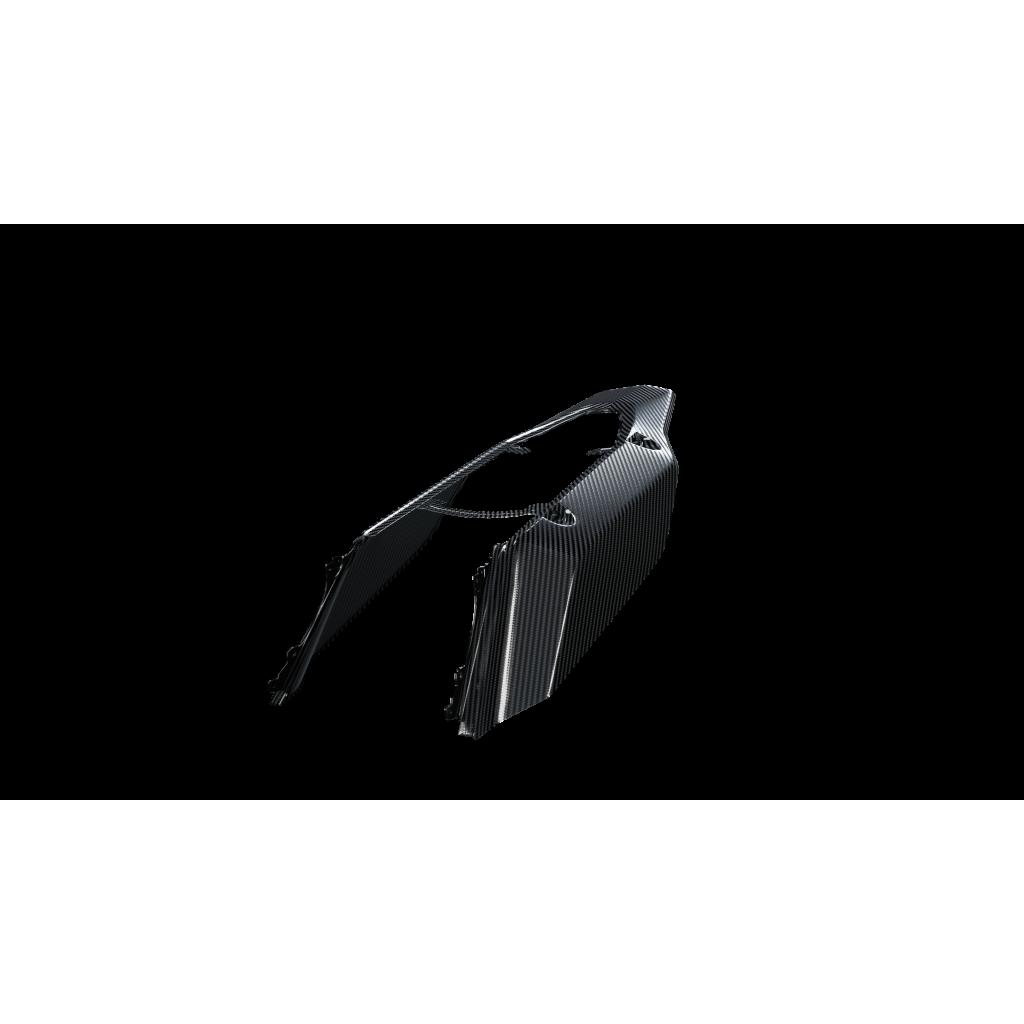 Osłona pod siedzeniem (ogon) Tenere 700 - Carbon Fox