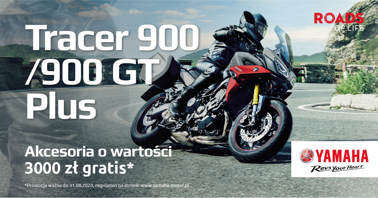 Tracer 900/900 GT Plus