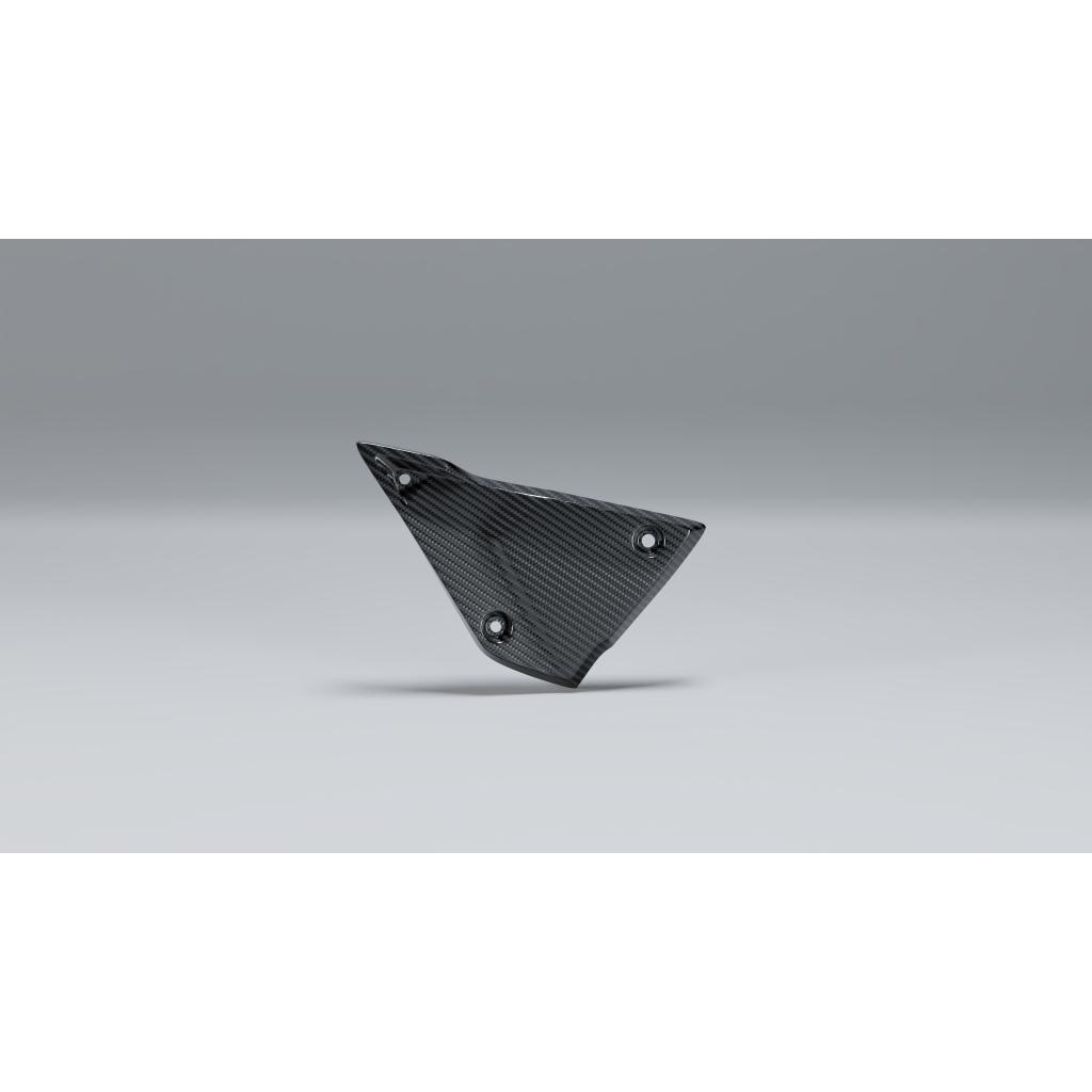 Panel środkowy dolny prawy Tenere 700 - Carbon Fox