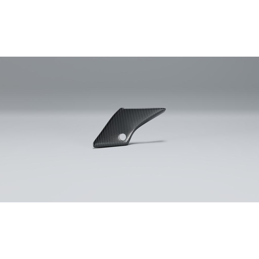 Panel środkowy górny prawy Tenere 700 - Carbon Fox