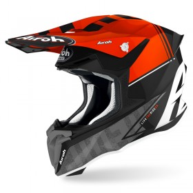 Kask AIROH TWIST 2.0 Tech Red