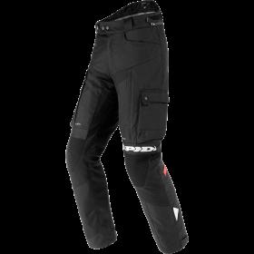 Męskie spodnie tekstylne SPIDI U105 026 ALLROAD Czarne