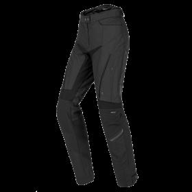 Damskie spodnie tekstylne SPIDI U122 026 4SEASON EVO LADY Czarne