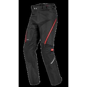 Męskie spodnie tekstylne SPIDI U76 026 4SEASON Czarne