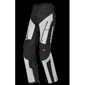 Damskie spodnie tekstylne SPIDI U81 010 4SEASON Czarno/Szare