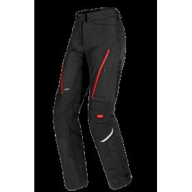 Damskie spodnie tekstylne SPIDI U81 026 4SEASON Czarne