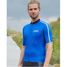 Koszulka sportowa na rower Yamaha Racing
