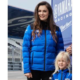 Damska kurtka pikowana Yamaha Paddock Blue Pulse